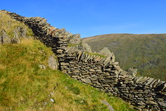 Photo of 19LAK354 Dry stone wall between Low and High Pike