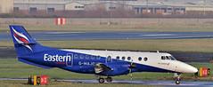 G-MAJC, Belfast City Airport (Albert Bridge) Tags: belfastcityairport flybe easternairways