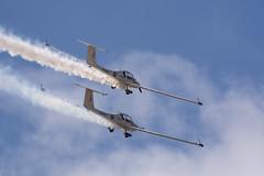 CFR5451 Grob G109b Aerosparx (Carlos F1) Tags: aeronave festaalcel airshow festivalaereo festival planespotter spotting lleida lerida ild grob aerosparx g109b gosox gostx aerobatic aerobatics acrobacia acrobatico alguaire spain