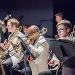 "<b>DSC03464</b><br/> Luther's Jazz Band and Jazz Orchestra play at Marty's over Homecoming Weekend. October 4th, 2019. Photo by Anthony Hamer.<a href=""//farm66.static.flickr.com/65535/49056102596_a194ae30c7_o.jpg"" title=""High res"">&prop;</a>"