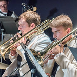 "<b>DSC02979</b><br/> Luther's Jazz Band and Jazz Orchestra play at Marty's over Homecoming Weekend. October 4th, 2019. Photo by Anthony Hamer.<a href=""//farm66.static.flickr.com/65535/49056105411_2e361dff57_o.jpg"" title=""High res"">&prop;</a>"
