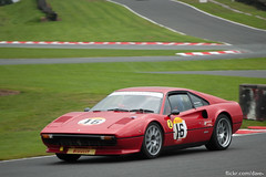 6254 (Dave^) Tags: 27th september 2014 oulton park ferrari 512 bb 308 gtb 328 gt4