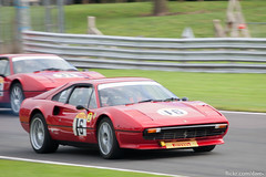 6230 (Dave^) Tags: 27th september 2014 oulton park ferrari 512 bb 308 gtb 328 gt4
