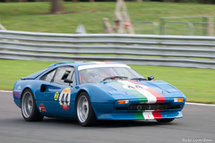 6229 (Dave^) Tags: 27th september 2014 oulton park ferrari 512 bb 308 gtb 328 gt4