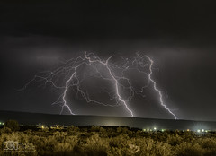 Going to be busy (Dave Arnold Photo) Tags: nm nmex newmex newmexico grants cibola cibolacounty sanrafael zuni mountain lightning lightening desert storm stormy thunderstorm thunder image pic us usa picture severe photo photograph photography photographer davearnold davearnoldphotocom scenic cloud rural party summer badweather top wet canon 5d mkiii 100400mm huge big county landscape nature navajo nation monsoon outdoor weather rain rayos cloudy sky cloudburst raincolumn rainshaft season mountains southwest monsoons strike
