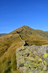 Photo of 19LAK356 The wall along the ridge to High Pike