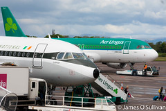 1960's and 2017 at Cork Airport. (James O' Sullivan) Tags: aerlingus corkairport cork ireland airbus aviation avgeek aviationphotography canon canon450d canonphoto canoncamera canonphotography canonaviation airbusa320 flickr flickrexplore flickrphoto