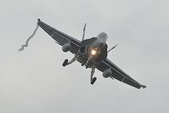 Swiss Air Force McDonnell Douglas F/A-18D J-5238 (Rob390029) Tags: swiss air force mcdonnell douglas fa18d j5238 raf leeming egxe