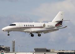NetJets Cessna 680A Citation Latitude CS-LTJ (birrlad) Tags: dublin dub airport csltj textron aviation 680 citation latitude c68a cessna netjets