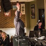 "<b>DSC02664</b><br/> Luther's Jazz Band and Jazz Orchestra play at Marty's over Homecoming Weekend. October 4th, 2019. Photo by Anthony Hamer.<a href=""//farm66.static.flickr.com/65535/49056320312_9c8d6d0382_o.jpg"" title=""High res"">&prop;</a>"