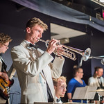 "<b>DSC03199</b><br/> Luther's Jazz Band and Jazz Orchestra play at Marty's over Homecoming Weekend. October 4th, 2019. Photo by Anthony Hamer.<a href=""//farm66.static.flickr.com/65535/49056322392_01c83f6eb1_o.jpg"" title=""High res"">&prop;</a>"