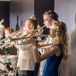 "<b>DSC02855</b><br/> Luther's Jazz Band and Jazz Orchestra play at Marty's over Homecoming Weekend. October 4th, 2019. Photo by Anthony Hamer.<a href=""//farm66.static.flickr.com/65535/49056324097_4a3e8f6b22_o.jpg"" title=""High res"">&prop;</a>"
