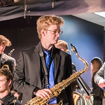 "<b>DSC02782</b><br/> Luther's Jazz Band and Jazz Orchestra play at Marty's over Homecoming Weekend. October 4th, 2019. Photo by Anthony Hamer.<a href=""//farm66.static.flickr.com/65535/49056324417_af825c0a3a_o.jpg"" title=""High res"">&prop;</a>"