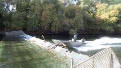 Weir Boat Passage