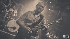 2019-11-10 Bloodphemy - live in Bielsko-Biała 2019 fot. Łukasz MNTS Miętka-2