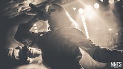 2019-11-10 Bloodphemy - live in Bielsko-Biała 2019 fot. Łukasz MNTS Miętka-4