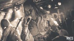 2019-11-10 Bloodphemy - live in Bielsko-Biała 2019 fot. Łukasz MNTS Miętka-11