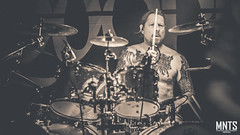 2019-11-10 Bloodphemy - live in Bielsko-Biała 2019 fot. Łukasz MNTS Miętka-17