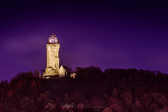 No Moon - 11 Nov 2019 - 14 (iBriphoto) Tags: nightsky stirling riverforth nightphotography night wallacemonument blue ochilhills