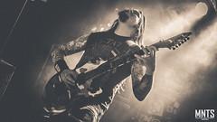 2019-11-10 Pestilence - live in Bielsko-Biała 2019 fot. Łukasz MNTS Miętka-9