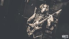 2019-11-10 Pestilence - live in Bielsko-Biała 2019 fot. Łukasz MNTS Miętka-10