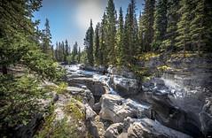 Maligne Canyon. Jasper. Canada (juanjo_rueda) Tags: maligne malignecanyon landscape canada jasper river canyon