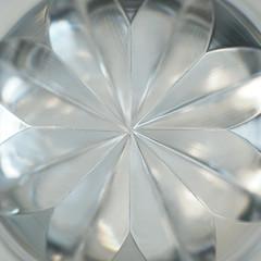 Crystal Flower (LeftCoastKenny) Tags: utata ironphotographer crystaldecanterstopper white desktop rgb notbw utata:project=ip292 utata:description=hide square