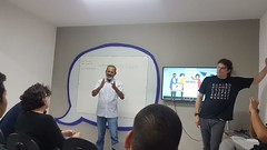 """Dazideia Meetup Fortaleza 2019.11.07 • <a style=""""font-size:0.8em;"""" href=""""http://www.flickr.com/photos/150075591@N07/49056445946/"""" target=""""_blank"""">View on Flickr</a>"""