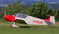 Jodel D112  n° 398  ~ F-PHUD (Aero.passion DBC-1) Tags: 2019 meeting fertéalais dbc1 david biscove aeropassion avion aircraft aviation plane airshow jodel d112 ~ fphud