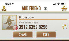 Let's be Friends in Harry Potter: Wizards Unite (krossbow) Tags: friends wizardsunite friend unite wizards