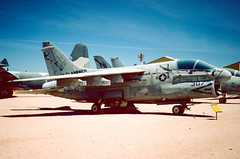 Clansman (Al Henderson) Tags: 160713 307 a7 a7e ac arizona aviation clansmen corsairii pima pimaairandspacemuseum tucson usnavy usn vought aircraft military museum preserved