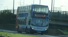 Middlesbrough (Andrew Stopford) Tags: nk57dwl adl trident enviro400 stagecoach middlesbrough