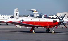 166257 T-6B TAW-5 E-257 (RedRipper24) Tags: t6b texan ii