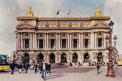 Paris Opéra (Ro Cafe) Tags: paris architecture buildings city cityscape urban france opéra textured sonya7iii nikkor1424mmf28