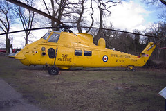 XT257 (wiltshirespotter) Tags: bournemouth hurn westland wessex has3