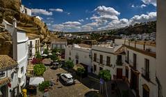 Setenil de las Bodegas (Bilderschreiber) Tags: setenildelasbodegas setenil de las bodegas panorama andalusia andalusien andalucia spain spanien espana wide angle weitwinkel
