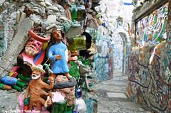 Magic Garden (Trish Mayo) Tags: philadelphia magicgarden art sculpture mosaic ceramics