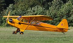 Wag Aero Cub  n° 3303  ~ F-PJBS (Aero.passion DBC-1) Tags: 2019 meeting fertéalais dbc1 david biscove aeropassion avion aircraft aviation plane airshow wag aero cub ~ fpjbs piper