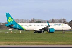 EI-LRA (GH@BHD) Tags: eilra airbus a321 a321200 neo a321253nxneo aerlingus dublininternationalairport ei ein shamrock aircraft aviation airliner dub eidw dublinairport dublin