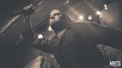 2019-11-10 Bloodphemy - live in Bielsko-Biała 2019 fot. Łukasz MNTS Miętka-3