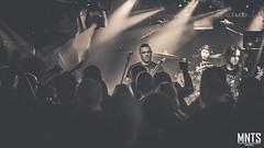 2019-11-10 Pestilence - live in Bielsko-Biała 2019 fot. Łukasz MNTS Miętka-33