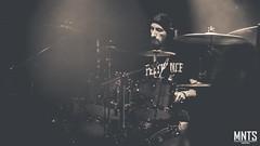 2019-11-10 Pestilence - live in Bielsko-Biała 2019 fot. Łukasz MNTS Miętka-27
