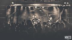 2019-11-10 Pestilence - live in Bielsko-Biała 2019 fot. Łukasz MNTS Miętka-32
