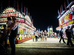 Choices (TnOlyShooter) Tags: food countyfair maury columbia tennessee em1markii 918mmf456 mirrorless olympus night neon lights