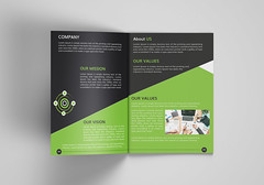 Company Profile (Shuvro45) Tags: mockups psd template free photoshop a4 annualreport branding brochuredesign business clean company corporate creative design elegant helvetica indesign infographics informational letter light magazine minimalist modern professional profile report trend trendy unique visualidentity