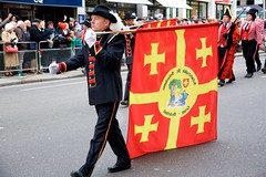 Lord Mayor's Show City of London - November 2019 (tonyd1947) Tags: canonef24105mmf4lis mayor lordmayor london cityoflondon pageant float people music musicians soldiers sailors army navy royalnavy raf royalairforce cadet children
