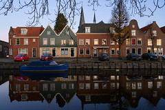 Monnickendam (Julysha) Tags: monnickendam reflection acr autumn november thenetherlands noordholland town architecture canal 2019 z6 nikkorz24704s