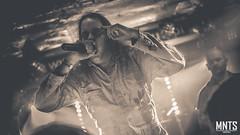 2019-11-10 Bloodphemy - live in Bielsko-Biała 2019 fot. Łukasz MNTS Miętka-10