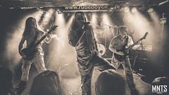 2019-11-10 Bloodphemy - live in Bielsko-Biała 2019 fot. Łukasz MNTS Miętka-14
