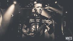 2019-11-10 Pestilence - live in Bielsko-Biała 2019 fot. Łukasz MNTS Miętka-12
